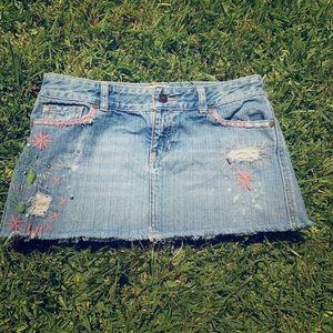 💖✨Abercrombie Vintage Denim Skirt ✨💖